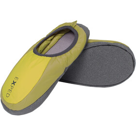 Exped Camp Slippers lichen green